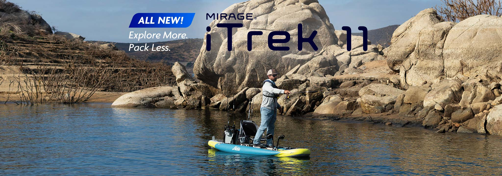 Mirage iTrek 11