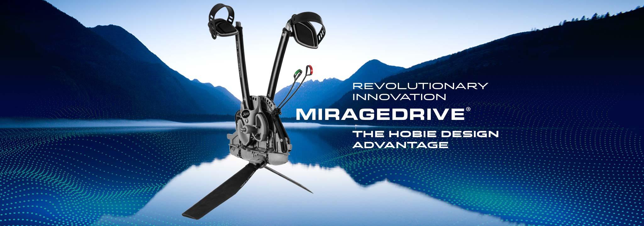 Mirage Drive 180