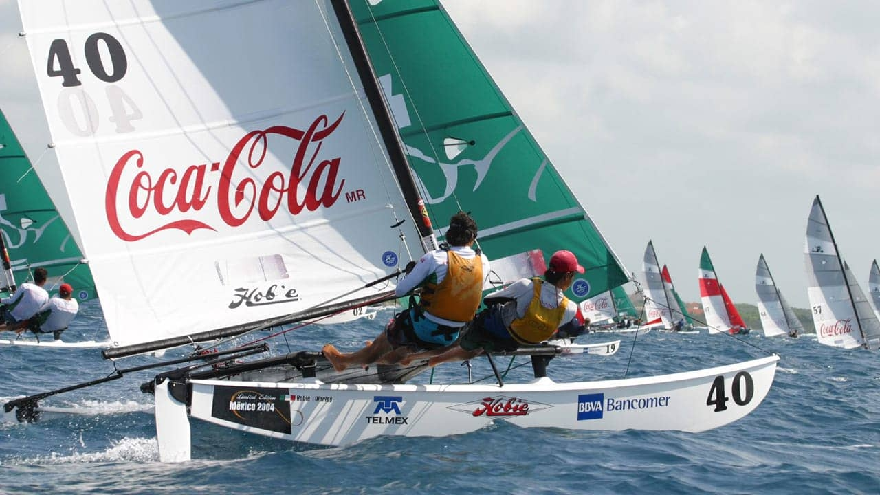 2014 Hobie 16 World Championships