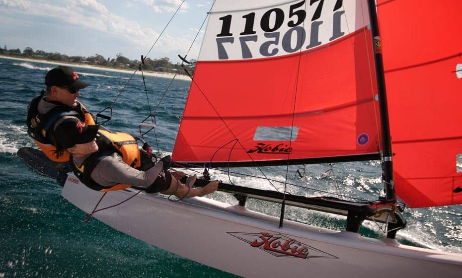 Hobie 16 Flying Hull