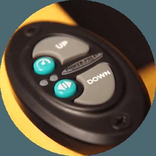 Power-Pole Dash Switch