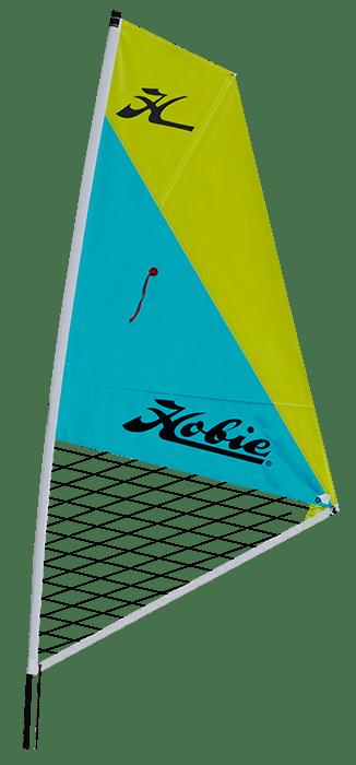Aqua/Chartreuse