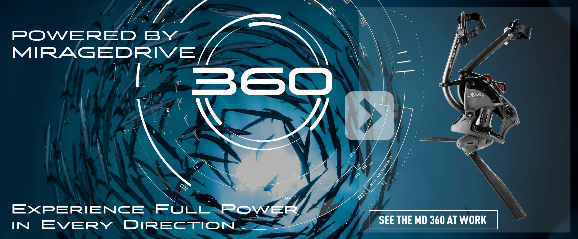 Powered By MirageDrive 360