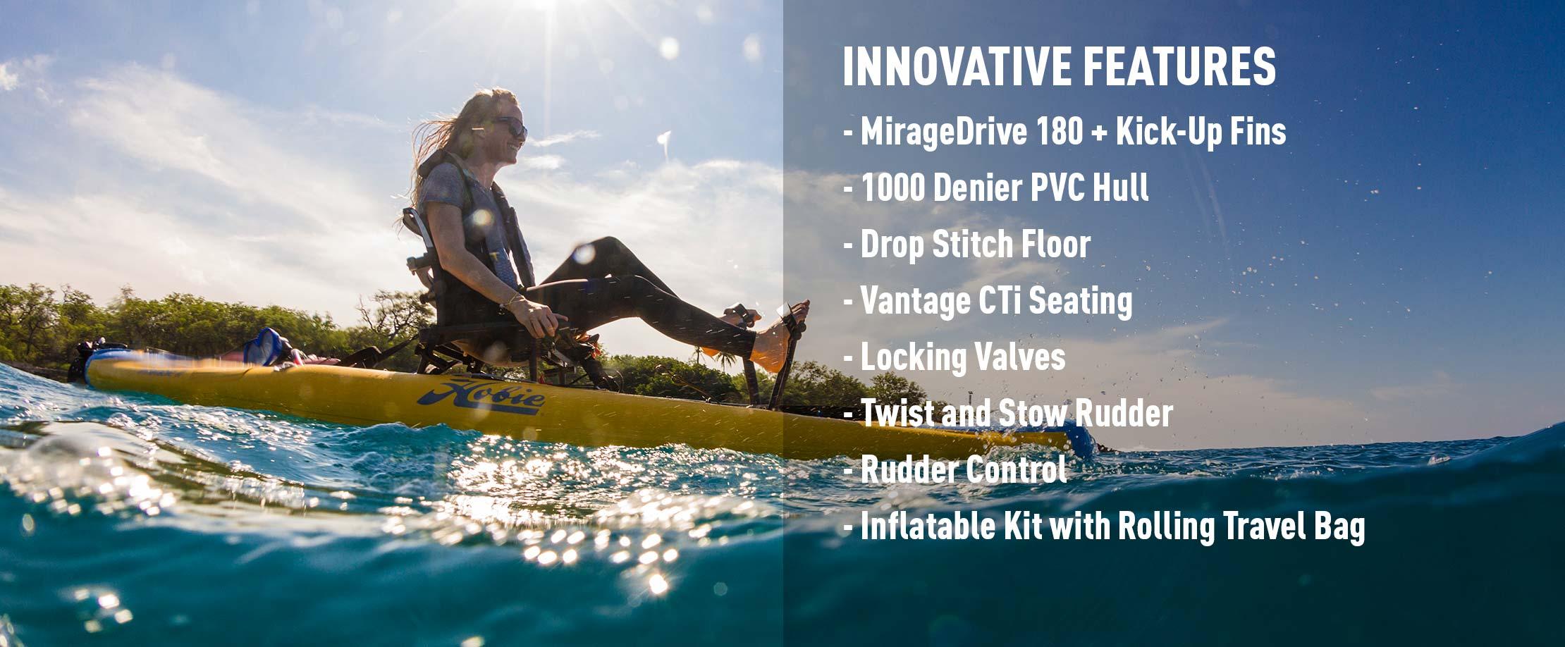 Mirage i11S Features