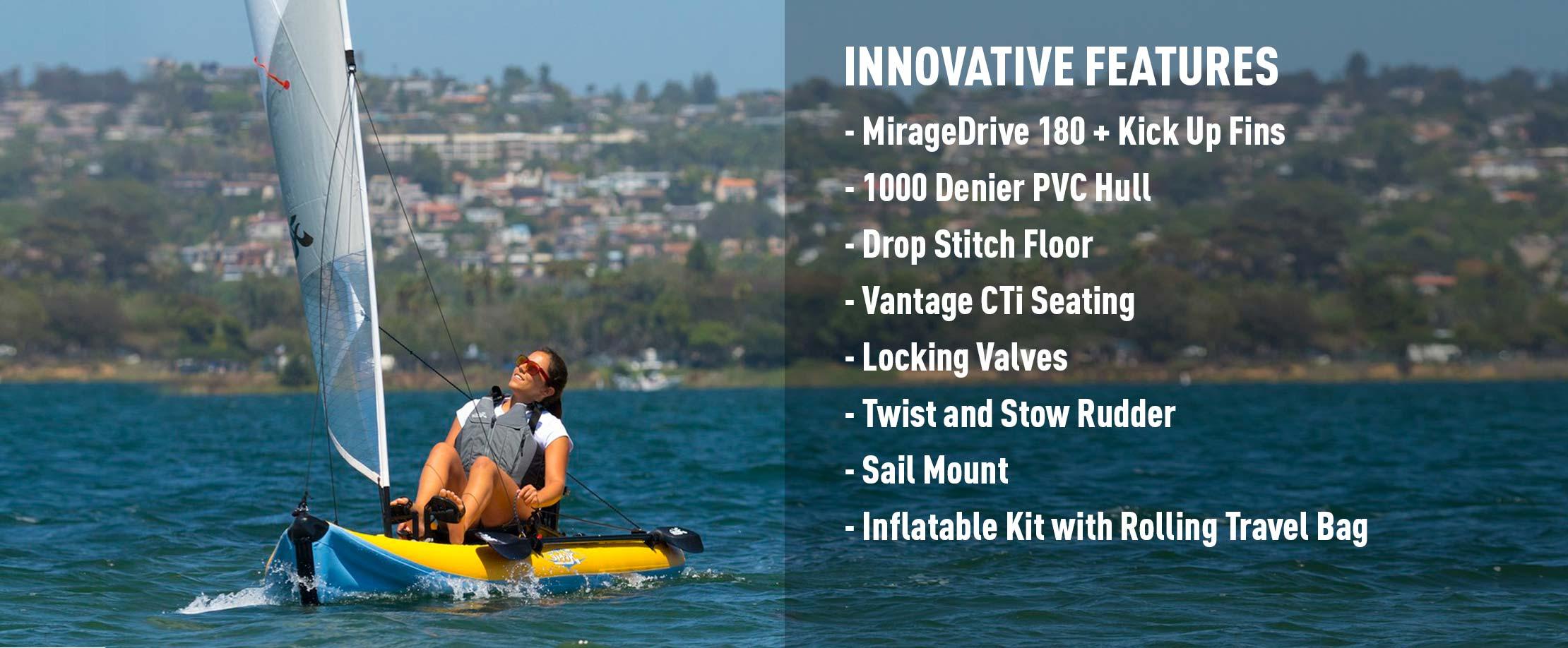 Mirage i12S Features