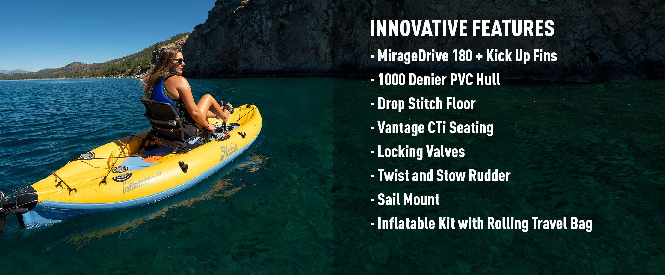 Mirage i9S Features