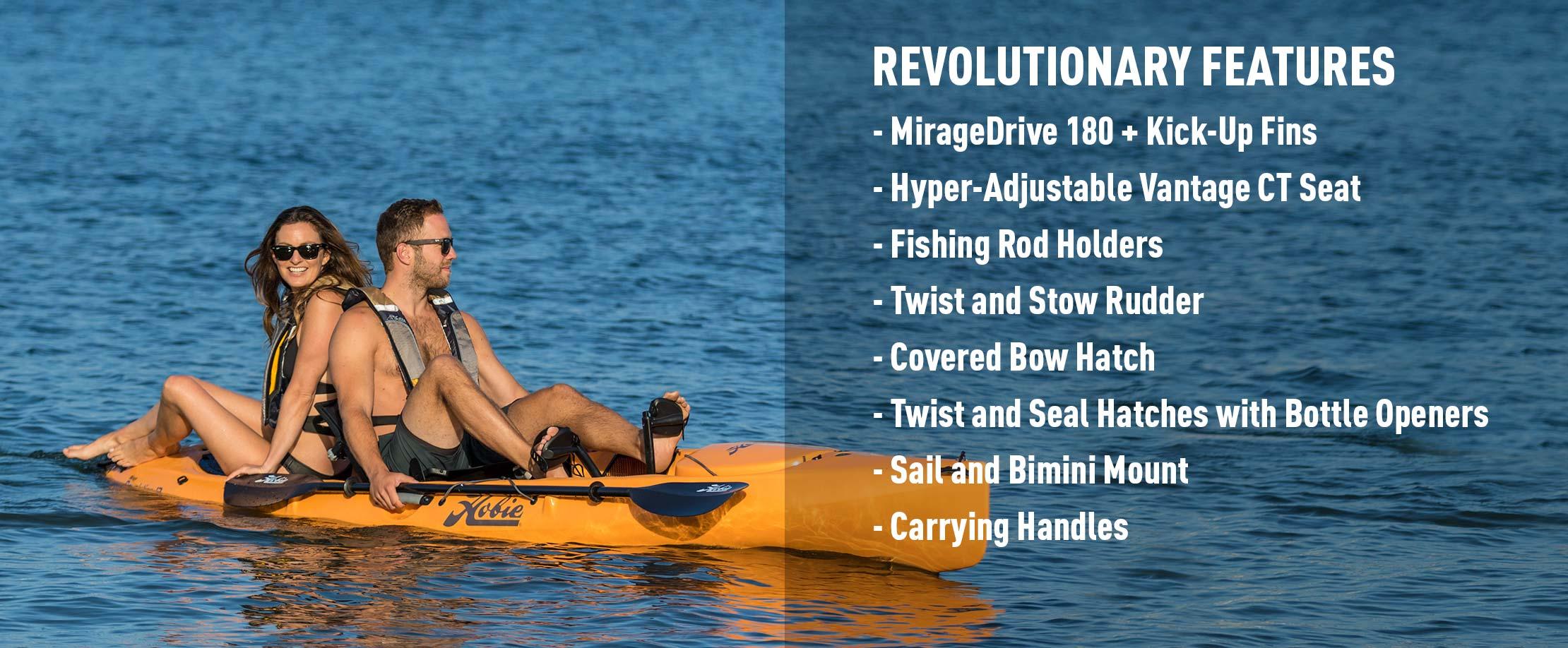 Mirage Revolution 13 Features