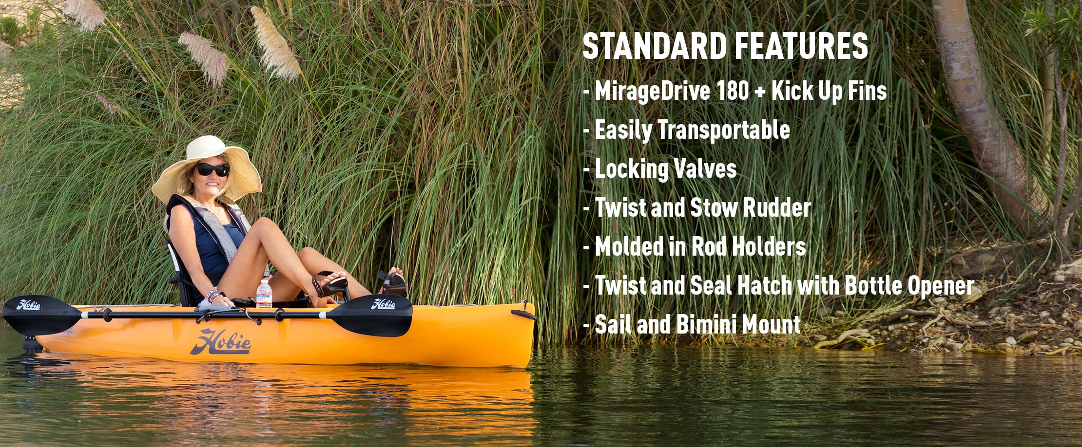 Mirage Sport Features