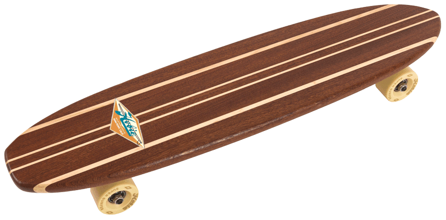 Super Surfer Skateboard